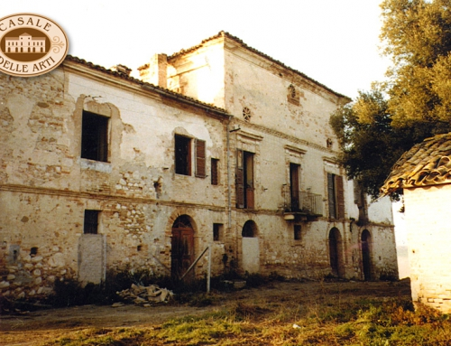 The ancient Casale